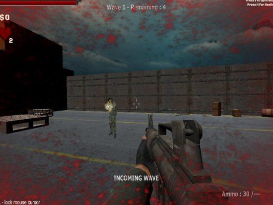 تحميل لعبة الدفاع عن المدينة للكمبيوتر Counter Terror