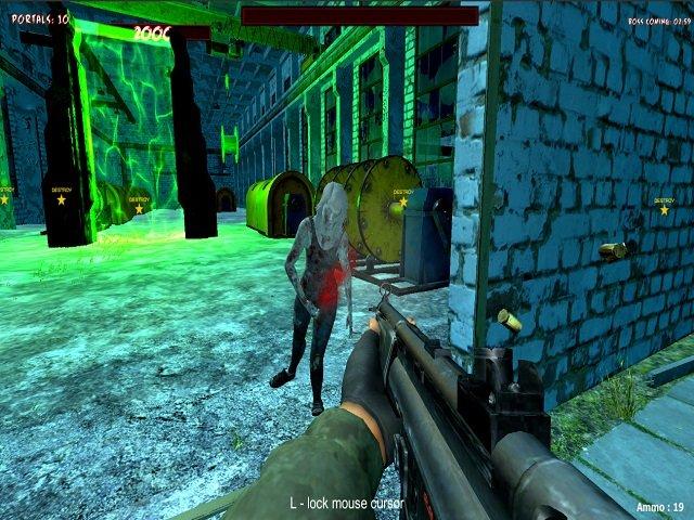 تحميل لعبة قتال الوحوش للكمبيوتر مجانا Day Of The Dead