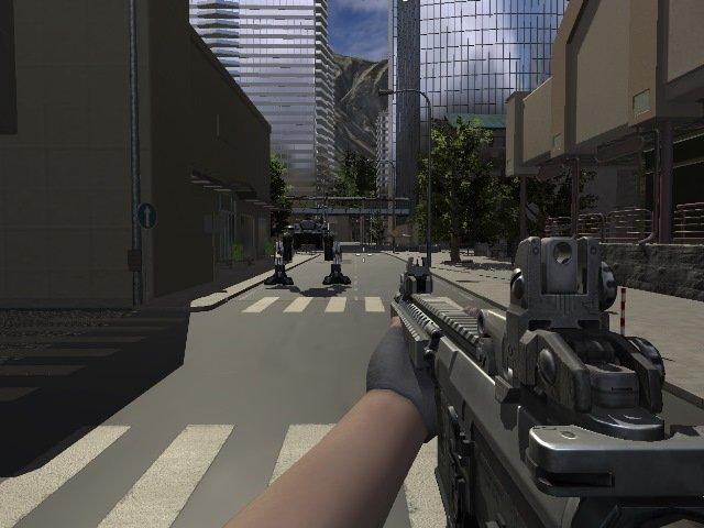 لعبة الحرب والقتال الممتعة Invasion Of Mechanical Enemies 2