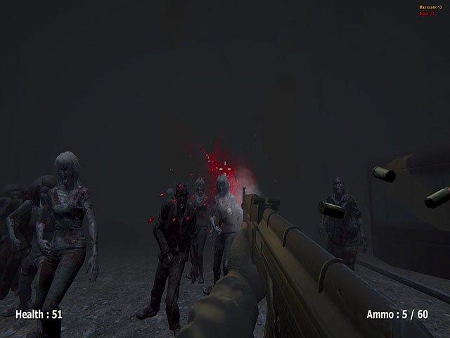 تحميل لعبة نهاية العالم الزومبي Zombie Apocalypse In City 2