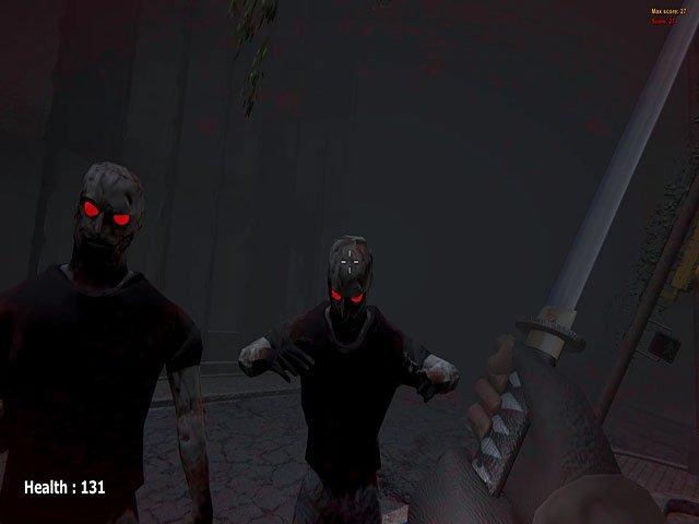 تحميل العاب اكشن للكمبيوتر كاملة مجانا برابط واحد Zombie Apocalypse In City