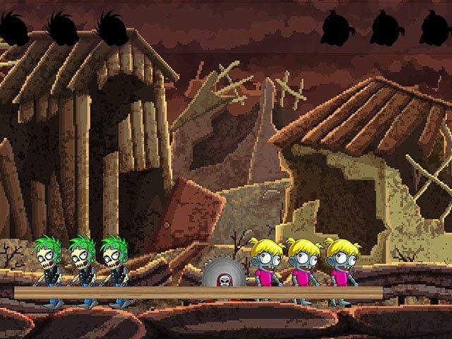 تحميل لعبة عالم الزومبي العجيب للكمبيوتر Zombie Baby