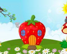 تحميل لعبة الاشكال للاطفال Fruits Puzzles for Kids