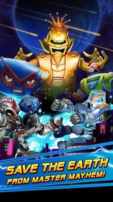 تحميل لعبة الدفاع عن الارض Massive Monster Mayhem Match