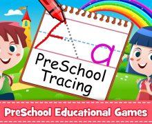 تحميل لعبة تعليم الكتابة للأطفال ABC PreSchool Kids Tracing