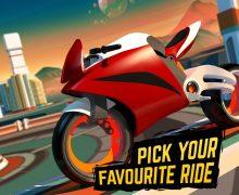 تحميل لعبة السباقات للاندرويد Gravity Rider