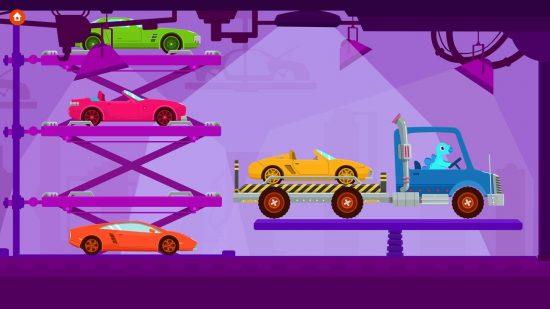 تحميل لعبة السيارات للاندرويد Truck Driver Free