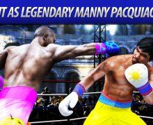 تحميل لعبة الملاكمة للاندرويد Real Boxing Manny Pacquiao