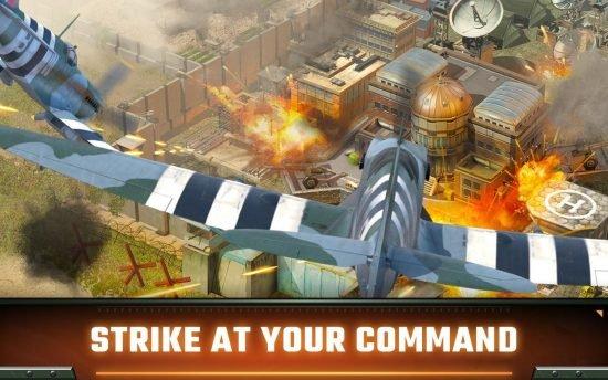 تحميل العاب بناء جيش للحرب World War Rising