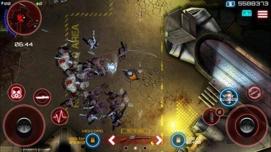 تحميل لعبة حرب ضد زومبي للاندرويد SAS: Zombie Assault 4