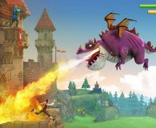 تحميل لعبة التنانين المقاتلة Hungry Dragon