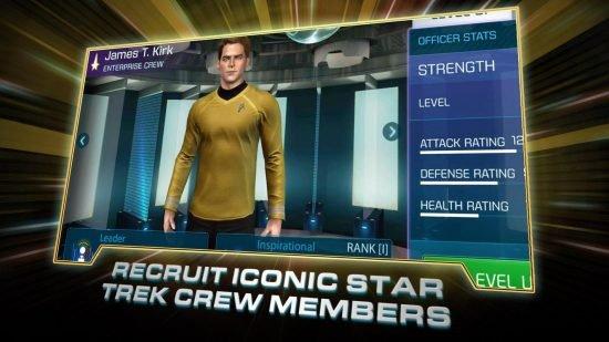 تحميل لعبة حرب المجرات Star Trek Fleet Command
