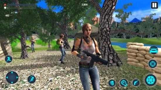 تحميل العاب المهمات الخاصة مجانا Commando Adventure Simulator