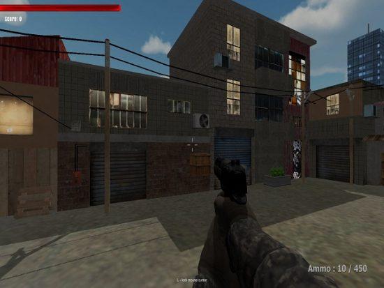 تحميل لعبة انقاذ كوكب الارض للكمبيوتر مجانا Mutant Invasion 2