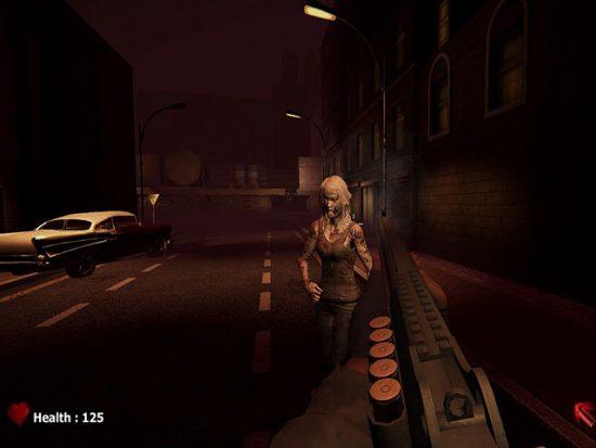تحميل لعبة القتال في السكة الحديدية للكمبيوتر Railway Capture 3 Zombie