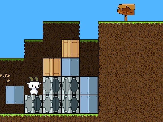 تحميل لعبة الماعز المجنون للكمبيوتر Sloppy Goat