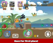 تحميل لعبة سباق الحيوانات للاندرويد Pets Race