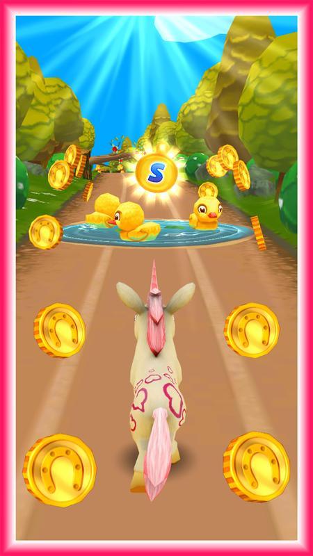 تحميل لعبة الحصان السريع Unicorn Runner 3D – Horse Run