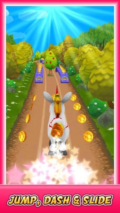تحميل لعبة الحصان السريع Unicorn Runner 3D - Horse Run