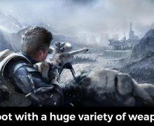 تنزيل لعبة قتال إطلاق النار للاندرويد FZ9: Timeshift