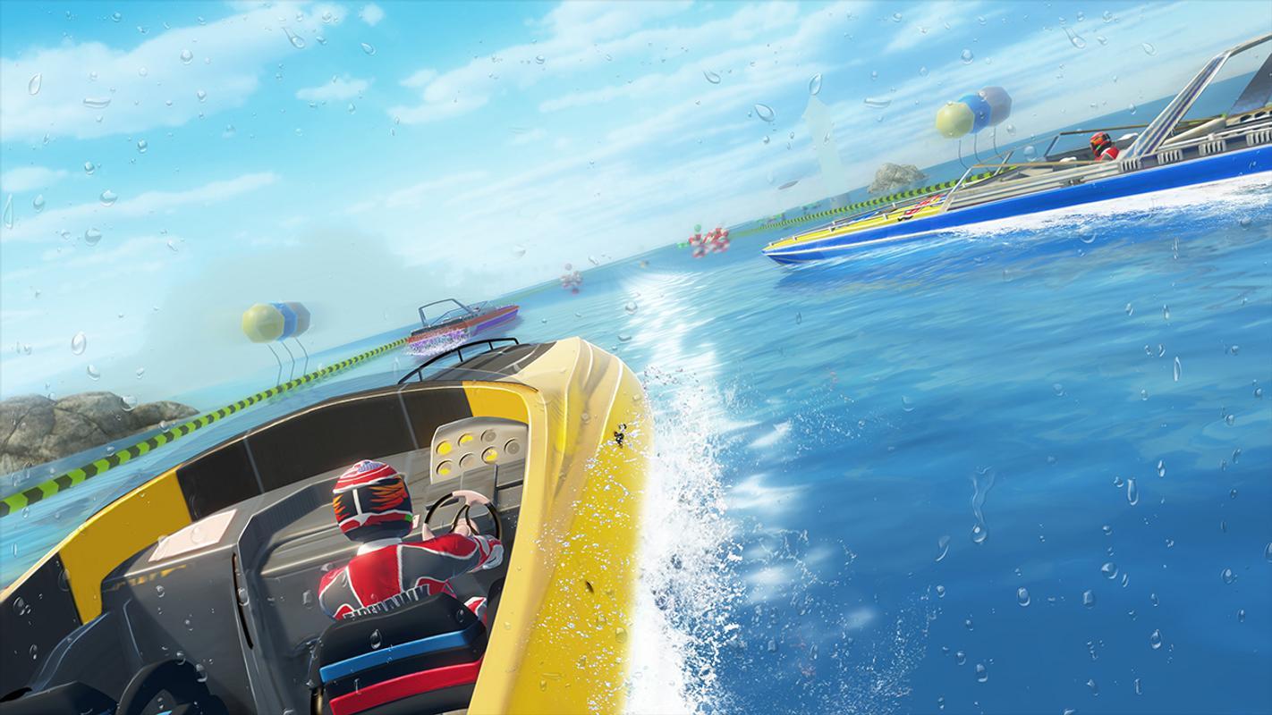 تحميل لعبة سباق الزوارق المائية Speed Boat Racing Challenge