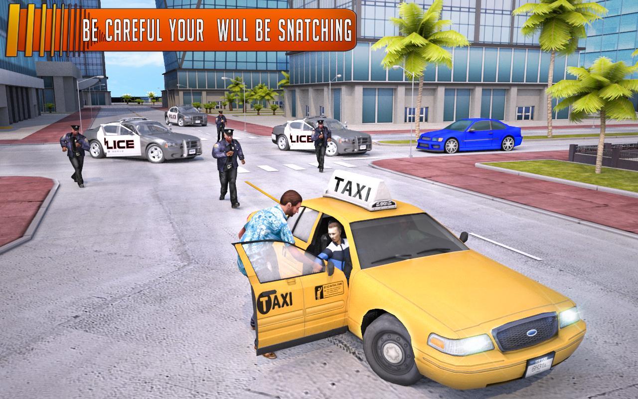 تحميل لعبة شبيهة حرامى السيارات للاندرويد Miami Gangster Criminal