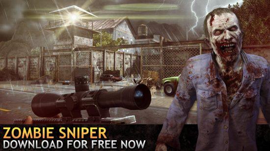 تحميل لعبة الرماية والتصويب للموبايل Last Hope Sniper