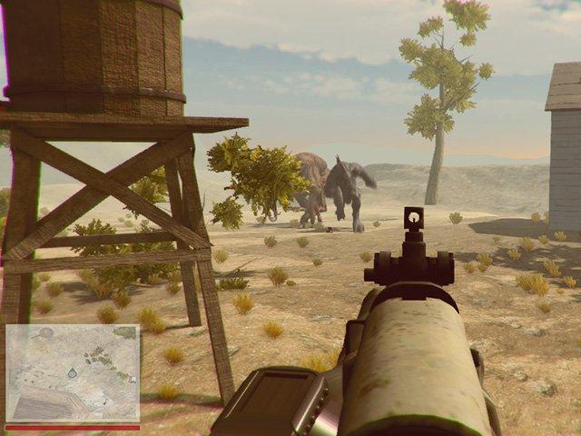 تحميل لعبة قتال الغرب المتوحش Aliens West