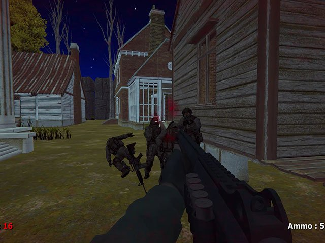 تحميل لعبة المعركة الحاسمة للكمبيوتر Battle In Mansion