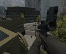 تحميل لعبة انقاذ المدينة القناص المحترف Elite Sniper 2