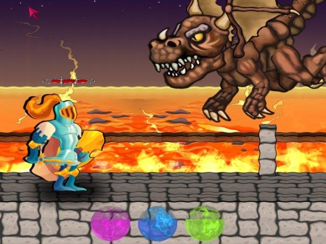تحميل لعبة قاتل الوحوش للكمبيوتر King Of Dragon Balls