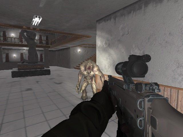تحميل لعبة الاكشن والقتال ضد الوحوش Monsters Asylum