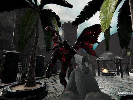 تحميل لعبة الاكشن والقتال الجديدة للكمبيوتر مجانا رابط مباشر Old Port Monsters