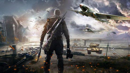 Sniper 3D Strike Assassin Ops