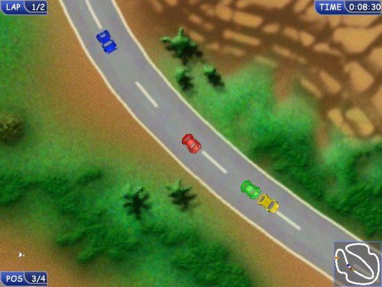 العاب سيارات صغيرة الحجم للتحميل للكمبيوتر رابط واحد مباشر Tiny Cars 2