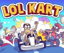تحميل لعبة سباق المجانين LoL Kart