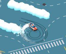 تحميل لعبة قيادة السيارة في الثلج Snow Drift