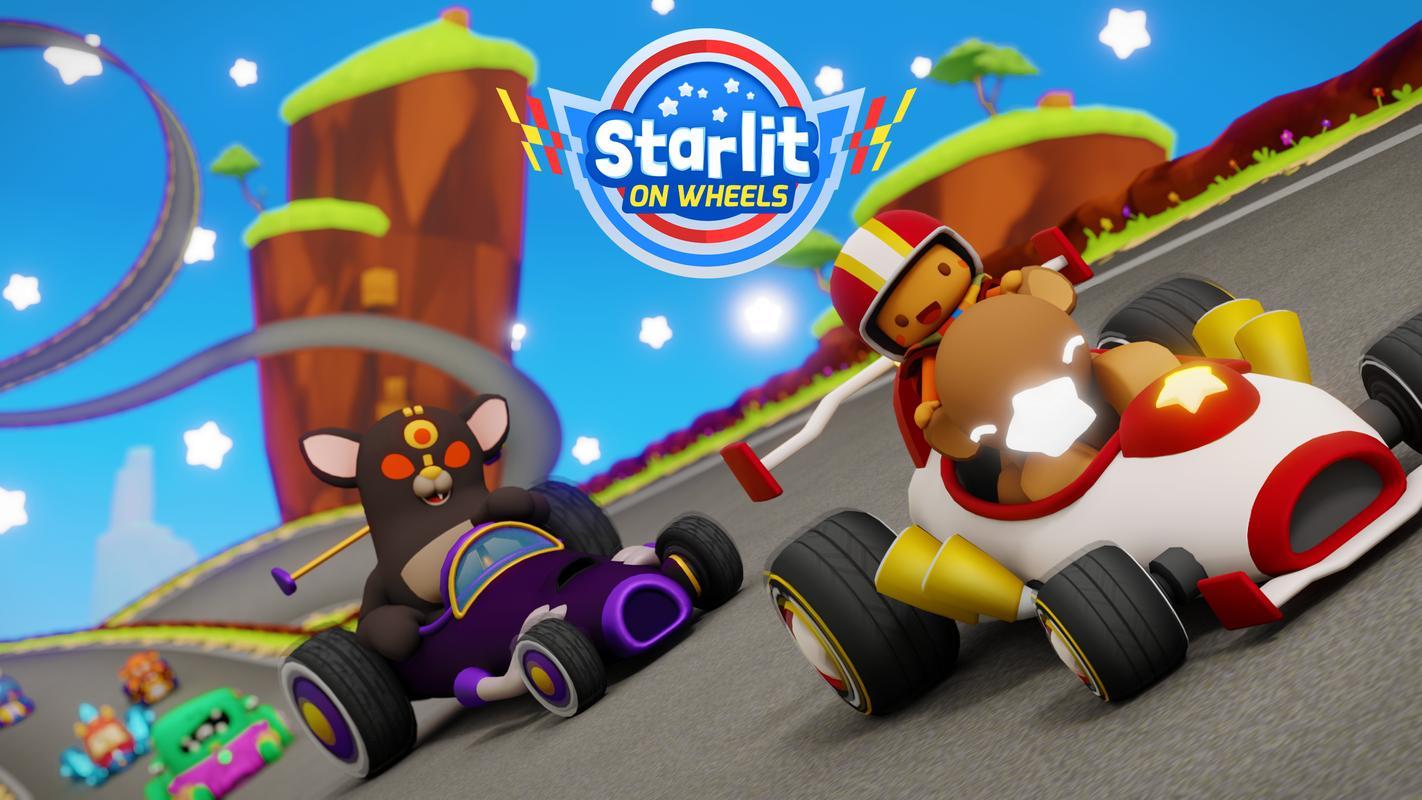 تحميل لعبة سباق السيارات الخطير Starlit On Wheels