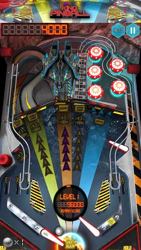 تحميل لعبة الكرة والدبابيس Pinball King