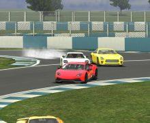 لعبة عالم سباق السيارات للاندرويد RSE Racing Free