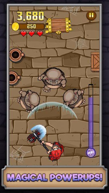 تحميل لعبة زومبى جديدة اندرويد Monster Hammerتحميل لعبة زومبى جديدة اندرويد Monster Hammer