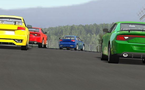 تحميل لعبة عالم سباق السيارات للاندرويد RSE Racing Free