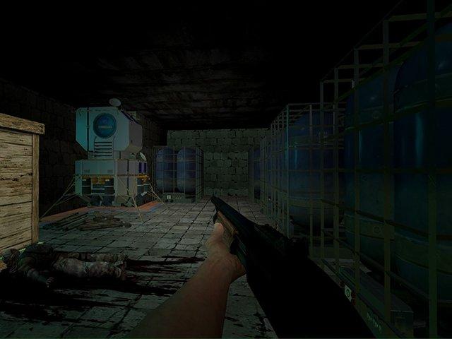 تحميل لعبة اكشن رعب الهروب من الموت Base Dune
