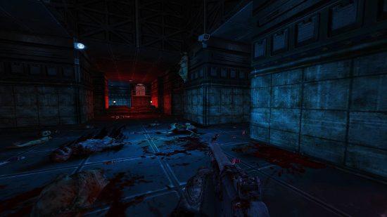 تحميل اقوى لعبة قتال وحوش للكمبيوتر مجانا CRIMSON METAL REDUX