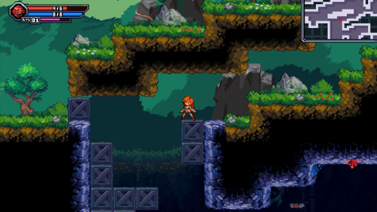 تحميل لعبة مغامرات للكمبيوتر بحجم صغير رابط مباشر Rubi The Wayward Mira
