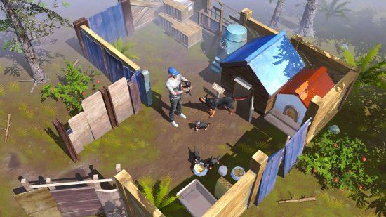 تحميل لعبة البقاء على قيد الحياة ضد الزومبي للكمبيوتر جديدة مجانا Wasteland Survival