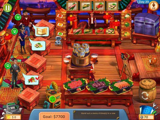 تحميل لعبة طهي مجانية للكمبيوتر العاب طبخ رابط مباشر Cooking Trip