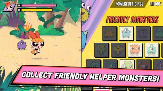 تحميل لعبة Powerpuff Girls باتصال واحد