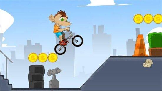 تحميل لعبة الدراجات الهوائية للكمبيوتر BMX Stunts 2