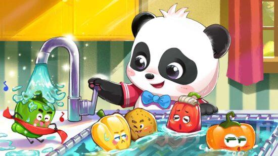 تحميل لعبة عالم صغير الباندا كاملة مجانا رابط مباشر 2